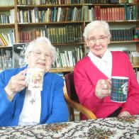 Sister Lucy and Sister Barbara