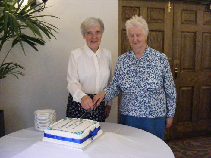 Celebrating our Jubilarians in the United Kingdom