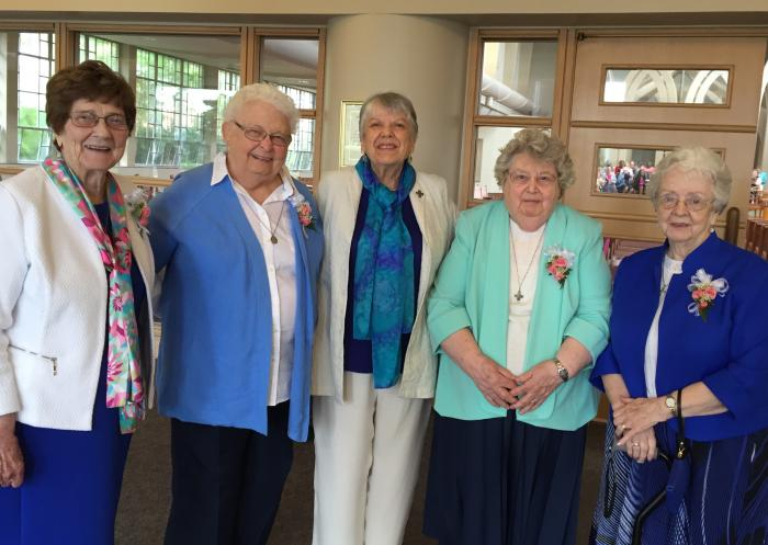 Celebrating our Jubilarians in the West